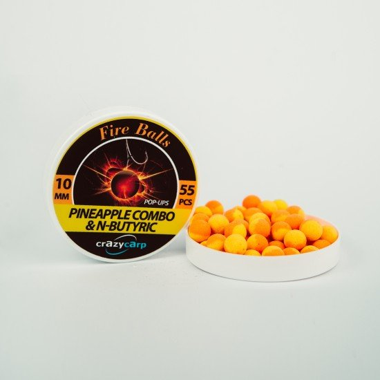 Pineapple Combo & N-Butyric Pop-ups (10mm)