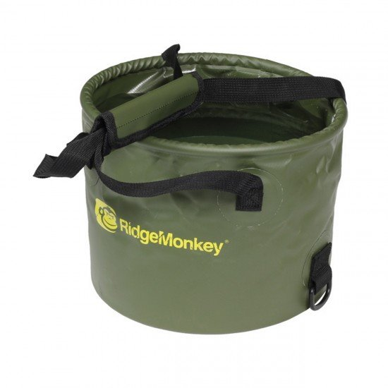 Ridge Monkey Collapsible Water Buckets