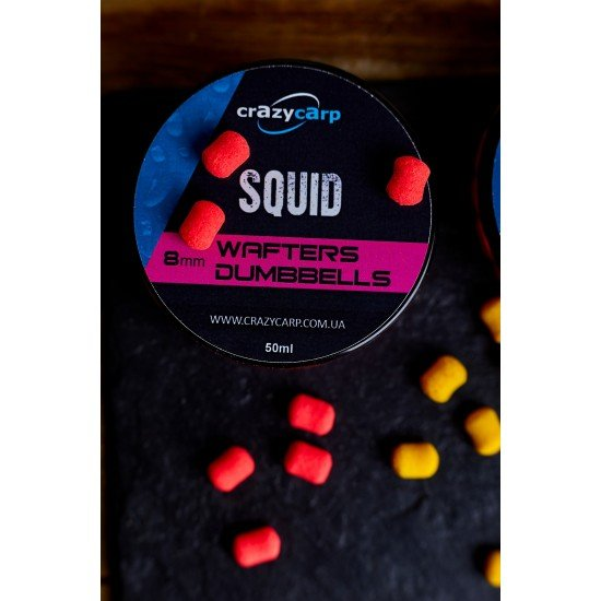 Squid Wafters Dumbells (8mm)