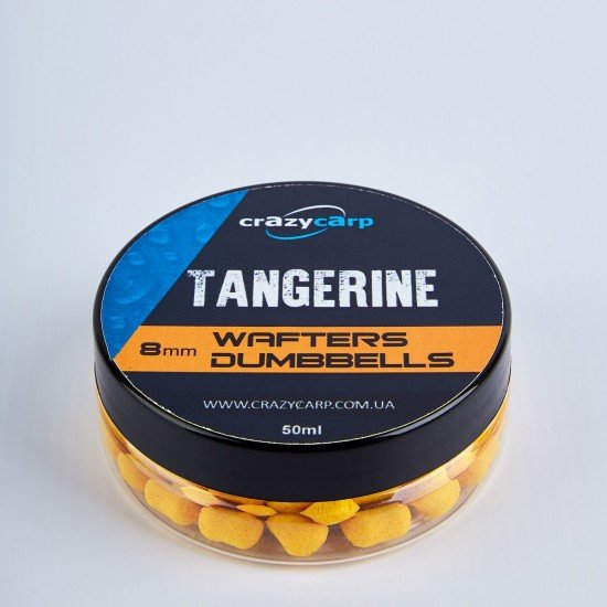Tangerine Wafters Dumbells (8mm)
