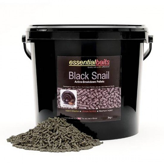 Black Snail Stick Pellets