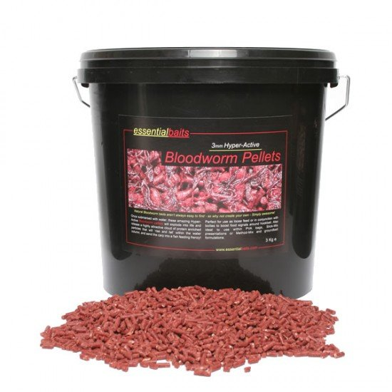 Bloodworm Stick Pellets
