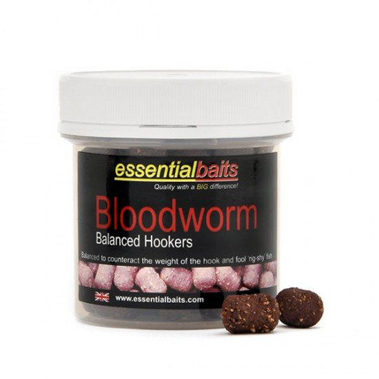 Bloodworm Balanced Dumbells