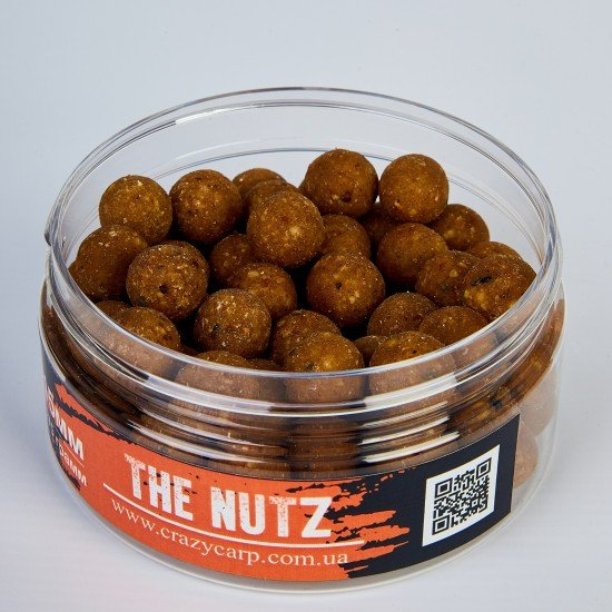 The Nutz: Hookbaits (варені)