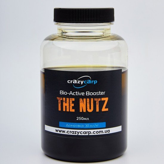 The Nutz: Bio-Active Booster