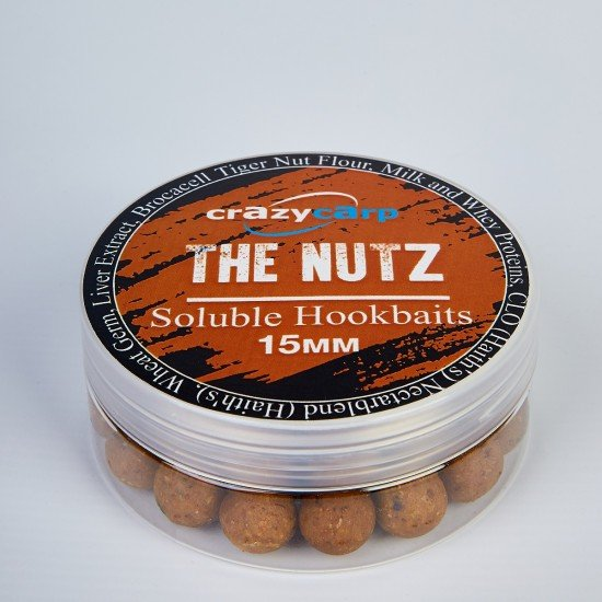 The Nutz: Hookbaits (розчинні)