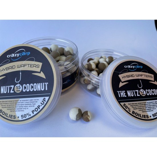 The Nutz & Coconut Hybrid Wafters