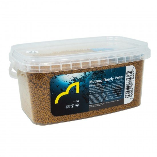 Classic Corn Method Ready Pellets (2mm)