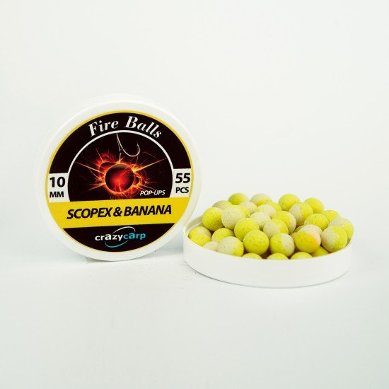 Scopex & Banana Pop-ups (10mm)