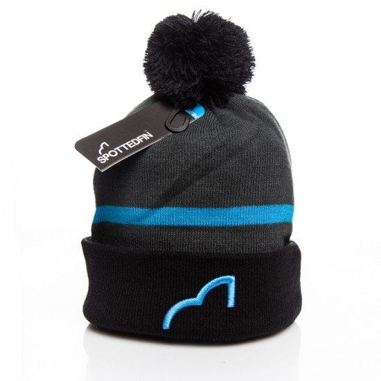 Spotted Fin Bobble Beanie (New)
