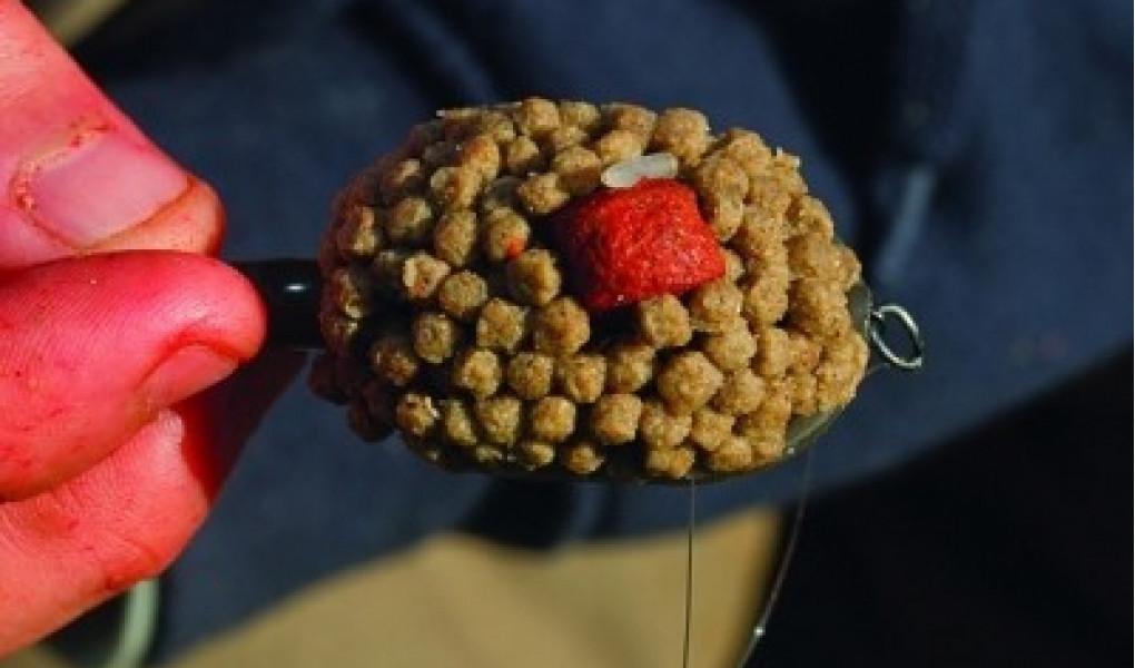 Гранулированый корм для карпа - пеллетс