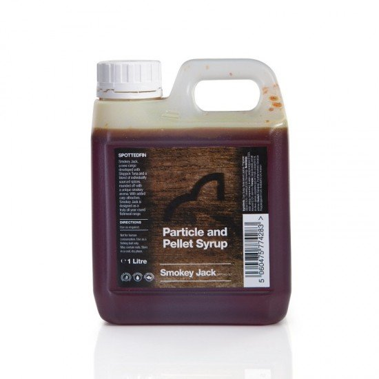 Smokey Jack Particle and Pellet Syrup 1 Litre